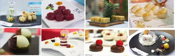 2017 US Cranberry Cup Dessert and Dim Sum Professional Competition