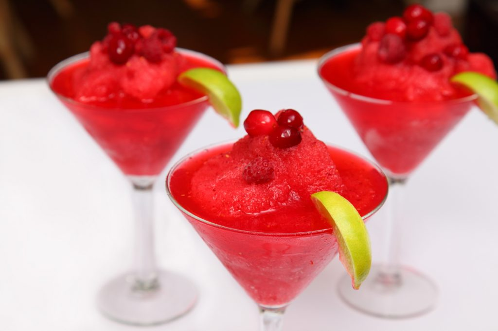 Alex's Fantastic Cran-tastic Cocktail