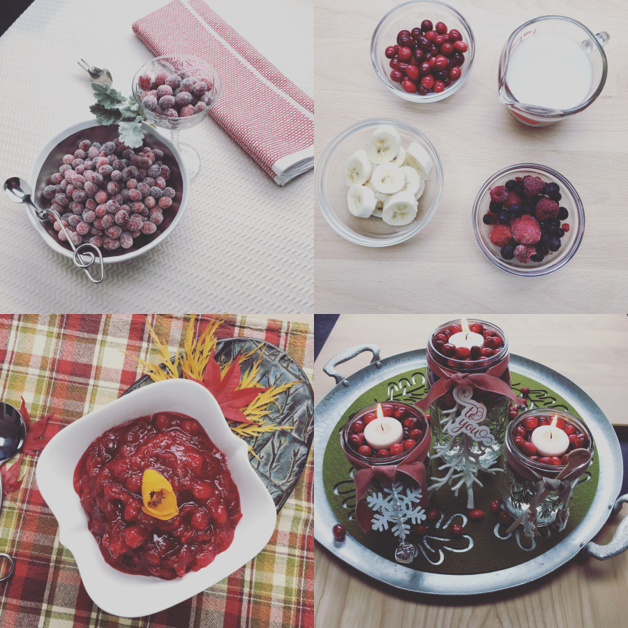 5 Things to do with Fresh Cranberries