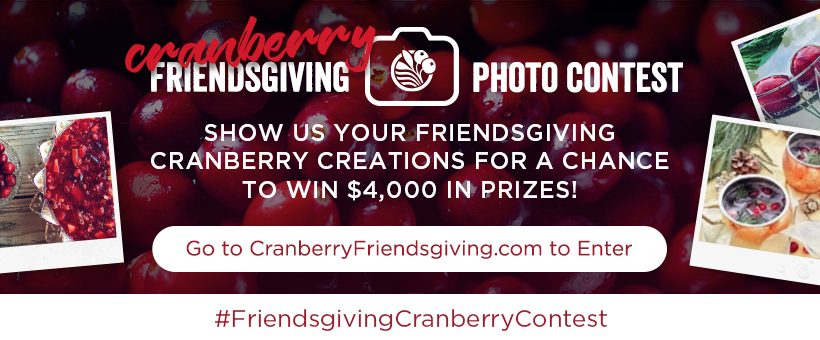 2017 Cranberry Friendsgiving Photo Contest