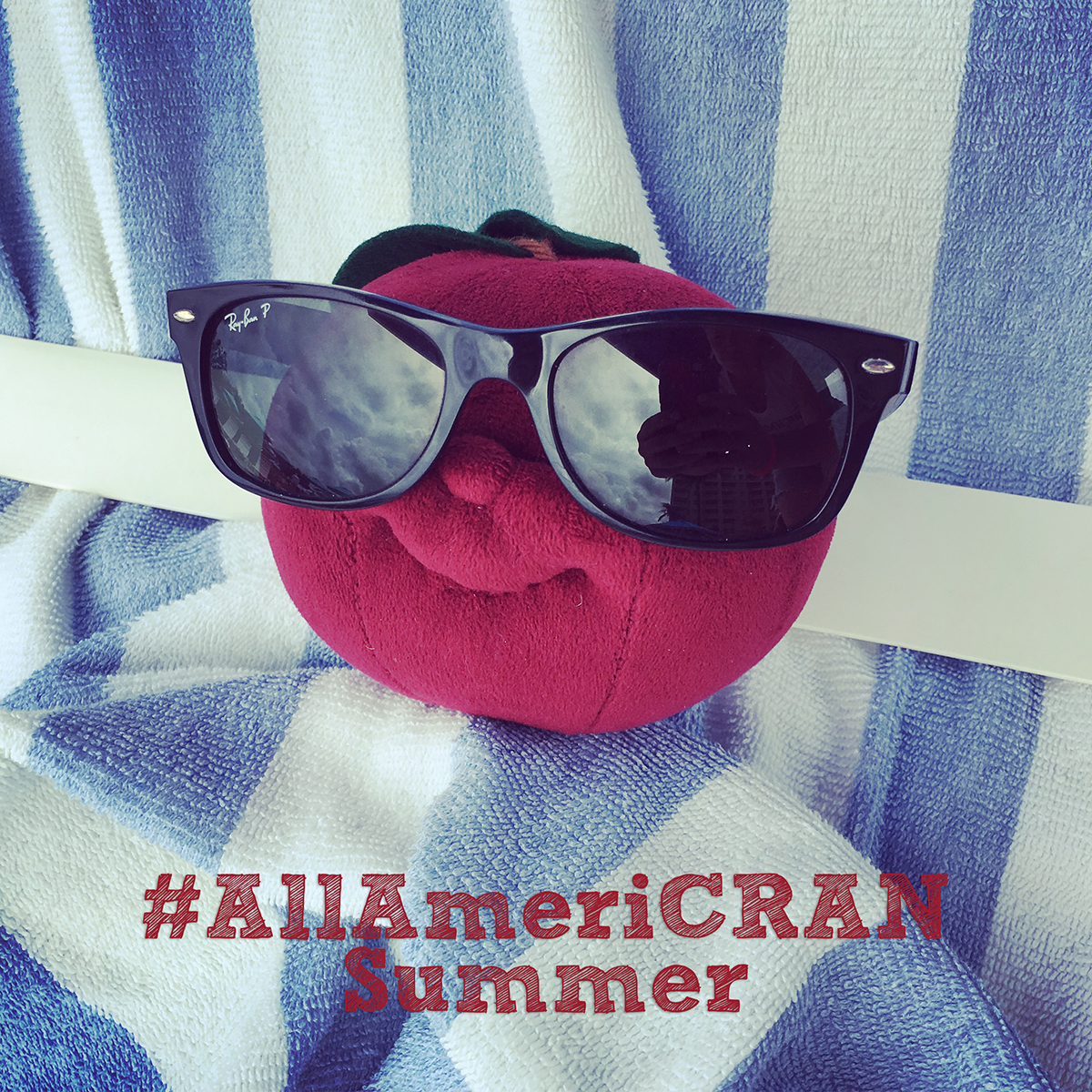 #AllAmeriCRAN Summer Instagram Giveaway Rules