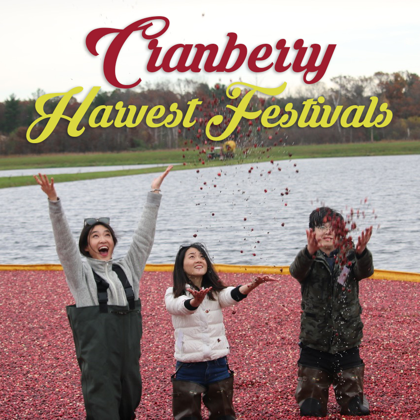 2019 Fall Cranberry Festivals