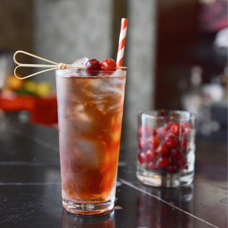 Creamberry Soda